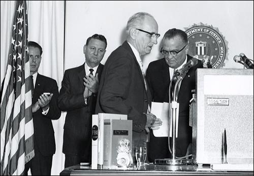 Opening of Jackson Field Office in 1964