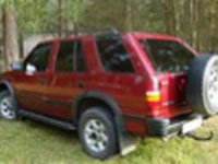 Vehicle of James David Tiner (Captured) (12/20/12)