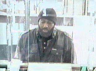 Philadelphia Bank Robbery Suspect, Photo 1 of 2 (4/22/13)