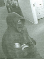Mississippi Bank Robbery Suspect, Photo 1 of 4 (9/23/10)
