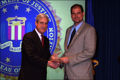 Richmond field office Director's Community Leadership Award 2011