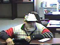 Knoxville Bank Robbery Suspect, Photo 3 of 3 (7/30/12)
