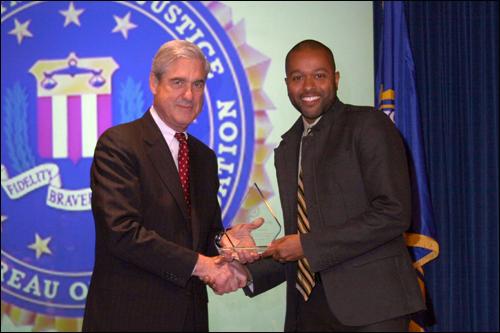 San Francisco field office Director's Community Leadership Award 2011