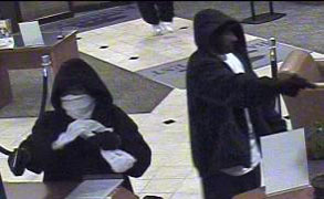 Denver Bank Robbery Suspect, Photo 3 of 6 (12/3/09)
