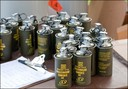 Guard Shack: Maximum Smoke Cans -