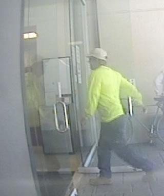 Pompano Beach, Florida Bank Robbery Suspect (10/31/12)