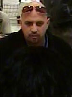 Piscataway, New Jersey Bank Robbery Suspect, Photo 2 of 2 (3/15/13)