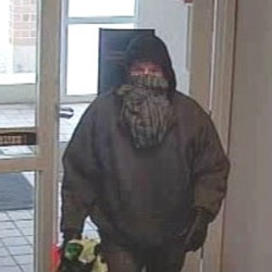 Winfield Bank Robbery Suspect (3/14/13)