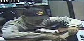 New Orleans Bank Robbery Suspect, Photo 2 of 2 (9/4/13)