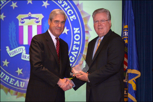 Knoxville field office Director's Community Leadership Award 2011