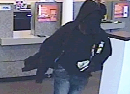Suspect in Morrisville Bank Robbery (5/2/13)