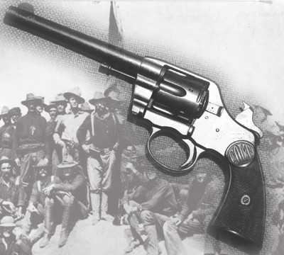 Roosevelt's revolver