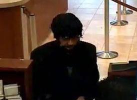 El Cajon, California Bank Robbery Suspect, Photo 1 of 4 (12/23/10)