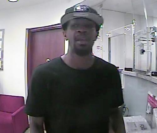 Philadelphia Bank Robbery Suspect, Photo 4 of 4 (7/2/13)