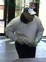 Oklahoma City Bank Robbery Suspect, Photo 3 of 4 (11/29/13)