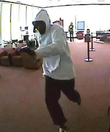 Warr Acres Bank Robber (2/13/13)