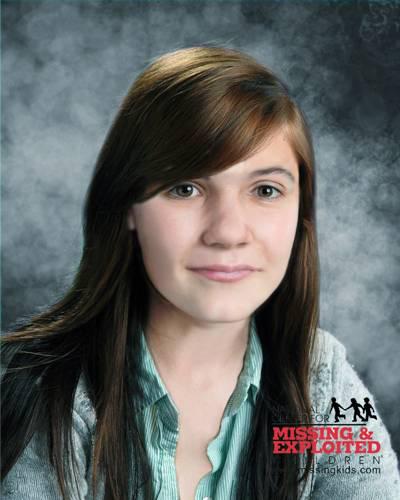 Erica Lynn Parsons Age Progressed 15