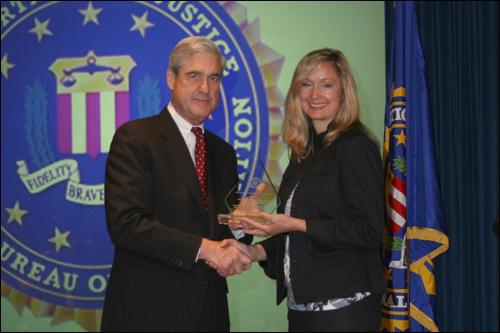 Sacramento field office Director's Community Leadership Award 2011