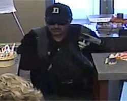 Vonore, Tennessee Bank Robbery Suspect, Photo 2 of 2 (11/17/11)
