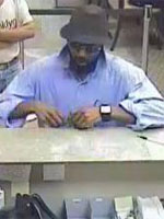 Lilburn Bank Robbery Suspect, Photo 4 of 4 (8/6/12)