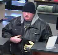 Minneapolis Bank Robber (12/13/12)