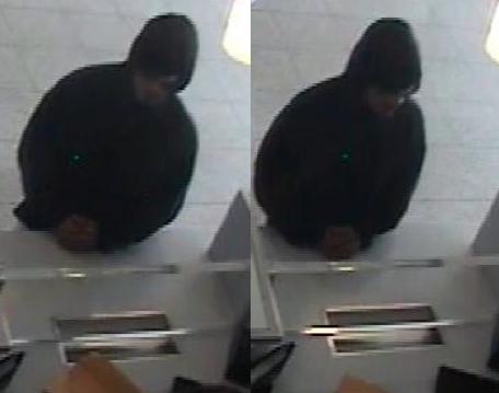 El Cajon, California Bank Robbery Suspect, Photo 3 of 3 (2/5/14)