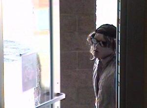 Glendale, Arizona Bank Robbery Suspect, Photo 5 of 5 (9/7/12)