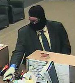 Philadelphia Division Serial Bank Robbery Suspect, Photo 2 of 6 (4/9/13)