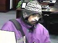 Seattle Division Bank Robbery Suspect, Photo 6 of 6 (11/6/12)