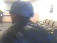 San Diego Division Bank Robbery Suspect, Photo 4 of 4 (12/23/10)