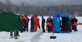 Diver Search Equipment