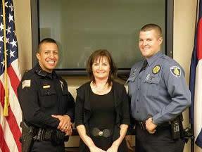 Denver Division Director's Community Leadership Award, Photo 4 of 5 (12/9/09)
