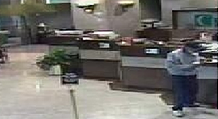 New Orleans Bank Robbery Suspect, Photo 1 of 2 (9/4/13)