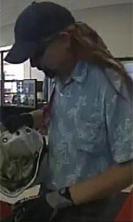 Seattle Division Bank Robbery Suspect, Photo 5 of 6 (11/6/12)