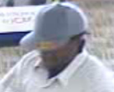 El Cajon, California Bank Robbery Suspect, Photo 4 of 7 (11/16/12)