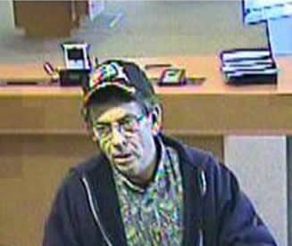 Portland Division Grandpa Bandit, Photo 2 of 5 (12/10/09)