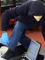 San Francisco Bank Robbery Suspect, Photo 1 of 9 (8/5/13)