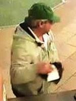 Albuquerque bank robbery suspect (3/4/13)