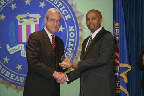 Portland field office Director's Community Leadership Award 2011