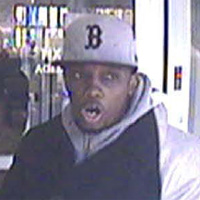 Malden Bank Robbery Suspect, Photo 2 of 3 (12/16/10)