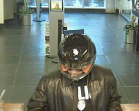 Norcross Bank Robbery Suspect, Photo 2 of 9 (11/27/09)