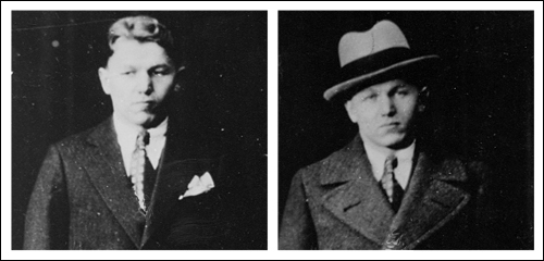 """What's in a name? Nelson was born Lester Joseph Gillis, but took the name George Nelson as a criminal alias when he was in deep trouble with the law. He was later dubbed """"Baby Face"""" for his boyish looks. He was also called Jimmy by some of his partners in crime."""