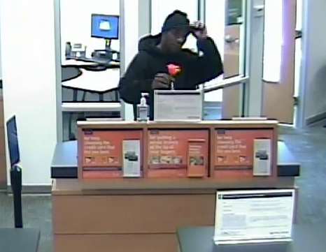 FBI — Armed Robbery of PNC Bank Branch in Powder Springs