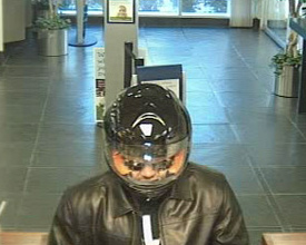 Norcross Bank Robbery Suspect, Photo 1 of 9 (11/27/09)