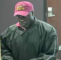 Denver/Aurora Bank Robbery Suspect, Photo 4 of 7 (9/26/12)