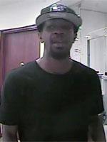 Philadelphia Bank Robbery Suspect, Photo 2 of 4 (6/21/13)