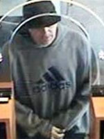 Old Bridge, New Jersey Bank Robbery Suspect, Photo 3 of 7 (10/8/13)