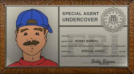 Kids' Page Overview: Bobby Bureau
