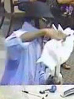 Lilburn Bank Robbery Suspect, Photo 2 of 4 (8/6/12)