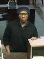 Houston Bank Robbery Suspect, Photo 2 of 2 (11/17/10)